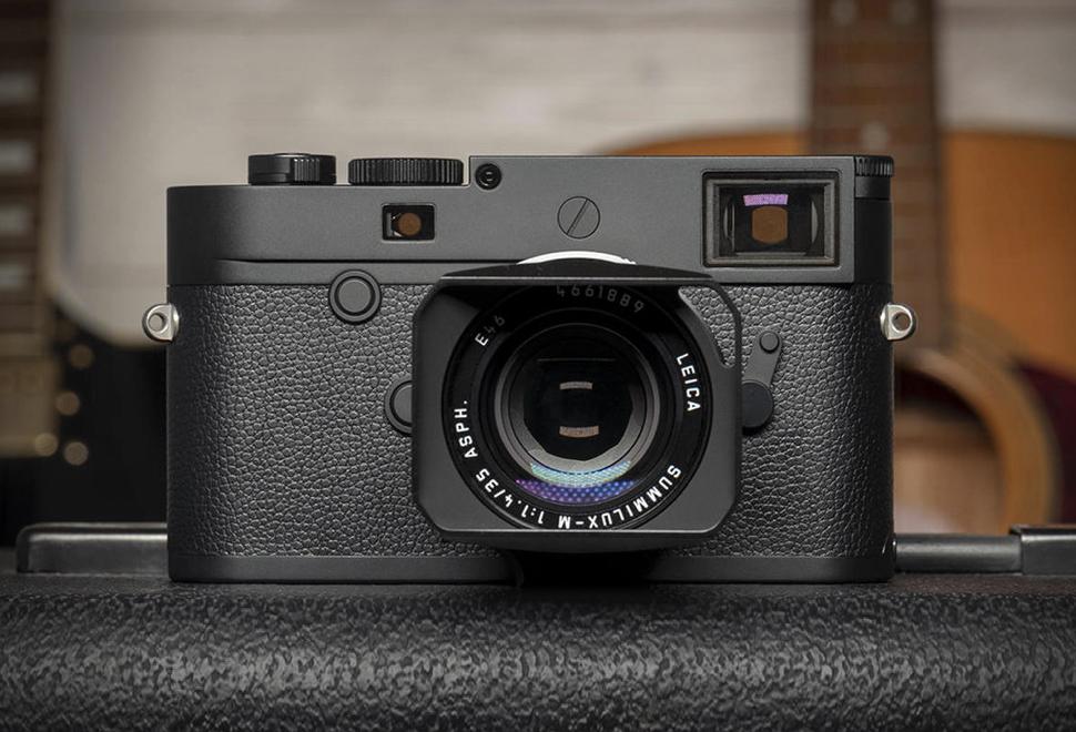Câmera Digital LEICA M10 MONOCHROM - Imagem - 1