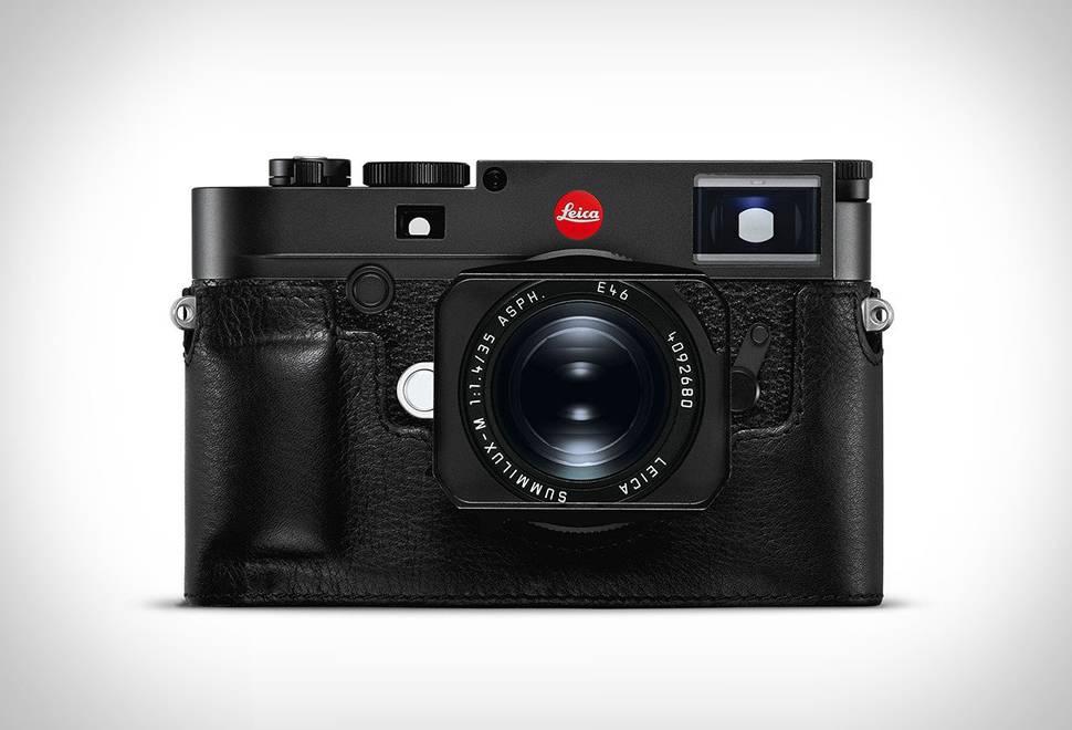 Câmera Leica M10