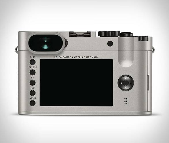 Câmera Fotográfica Leica Q - Titanium Gray - Imagem - 3