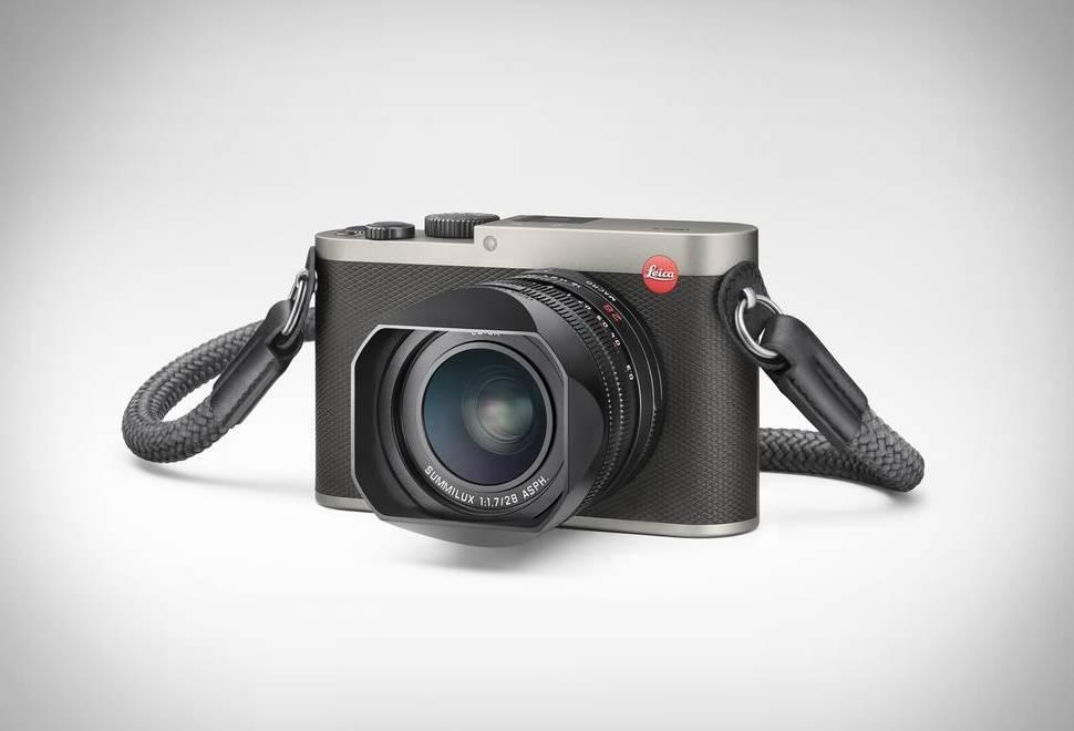 Câmera Fotográfica Leica Q - Titanium Gray - Imagem - 1
