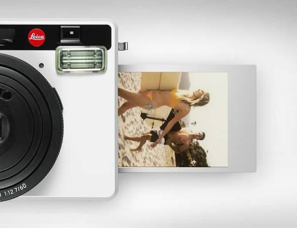 Câmera Instantânea Leica Sofort - Imagem - 4