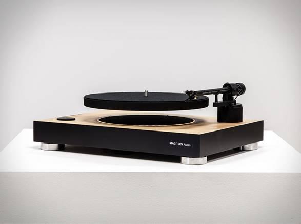 Toca discos MAG-LEV Áudio - Imagem - 2
