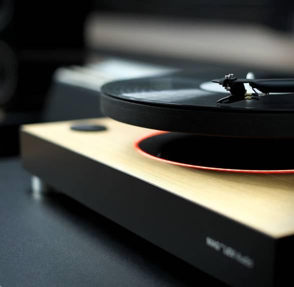 Toca discos MAG-LEV Áudio - Imagem - 5