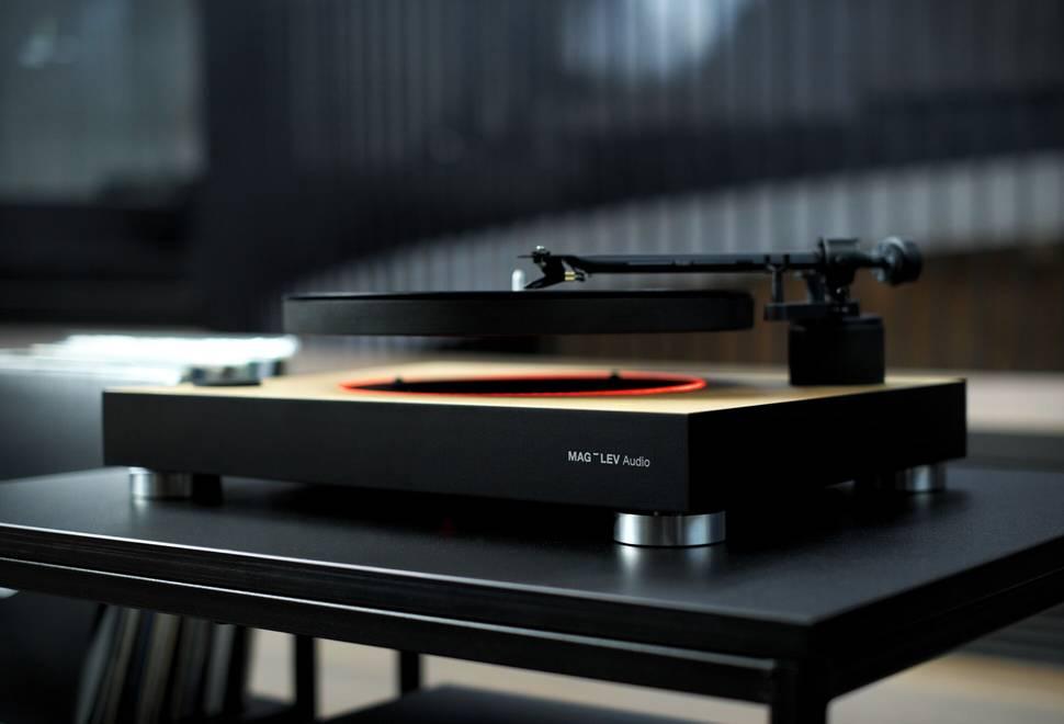 Toca discos MAG-LEV Áudio - Imagem - 1