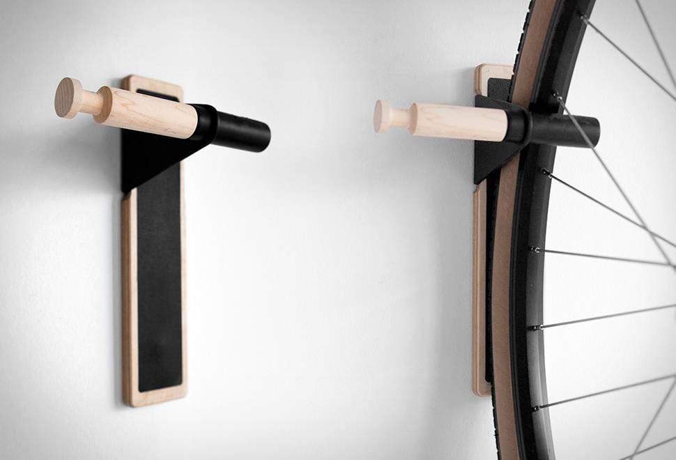 Suporte de Parede para Bicicleta - Imagem - 1