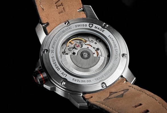 Relógio LIV Genesis X1-A | LIV Relógios - Imagem - 4