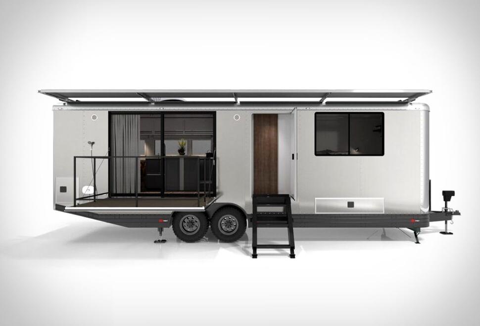 Trailer 2021 Living Vehicle - Imagem - 1