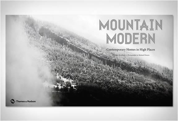 LIVRO DE CASAS NAS MONTANHAS - MOUNTAIN MODERN - Imagem - 2