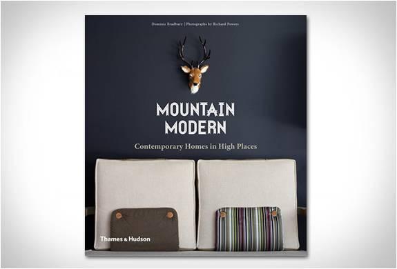 LIVRO DE CASAS NAS MONTANHAS - MOUNTAIN MODERN