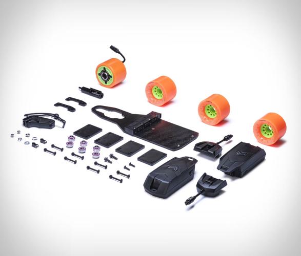 Kit de conversão de skate - Unlimited x Loaded Electric Skateboard Conversion Kit - Imagem - 4