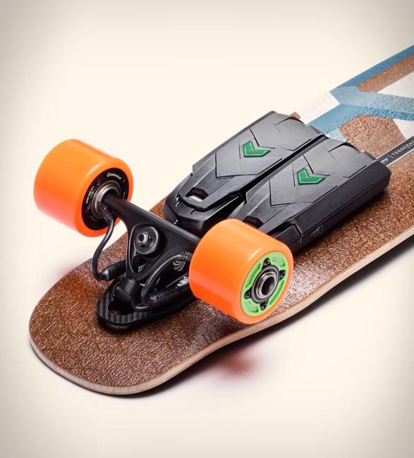 Kit de conversão de skate - Unlimited x Loaded Electric Skateboard Conversion Kit - Imagem - 3