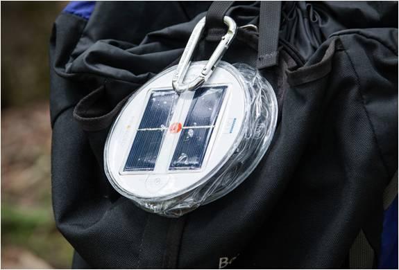 Lanterna Solar Inflável Luci - Imagem - 4