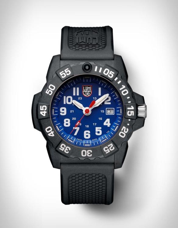 Resistente, poderoso e preciso Relógio LUMINOX NAVY SEAL 3500 SERIES - Imagem - 5