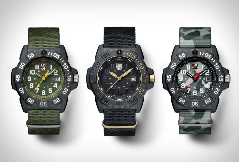 Resistente, poderoso e preciso Relógio LUMINOX NAVY SEAL 3500 SERIES - Imagem - 1