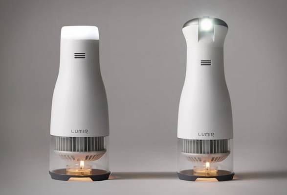 Luminária Lumir C - Imagem - 2