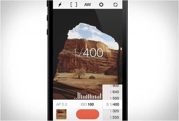 APP MANUAL - FOTOS MANUAIS COM SEU SMARTPHONE -VELOCIDADE OBTURADOR - BALANÇO DE BRANCOS - ISO - COMPENSAÇÃO - Imagem - 2