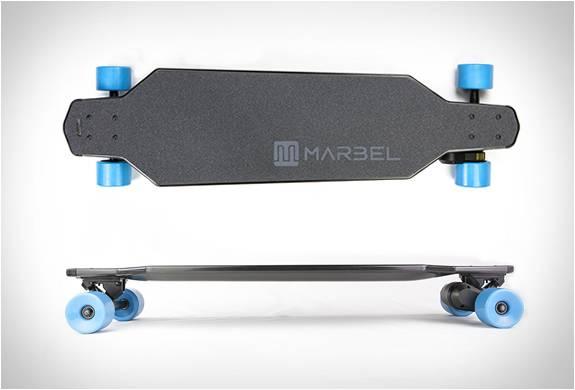 Skate Elétrico - O Mais Leve, Mais Rápido e Mais Avançado Skate Elétrico do Mundo - Marbel - Imagem - 1