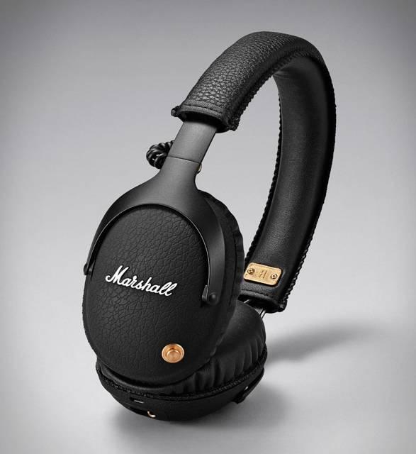 Fones de Ouvido Bluetooth Marshall - Imagem - 2