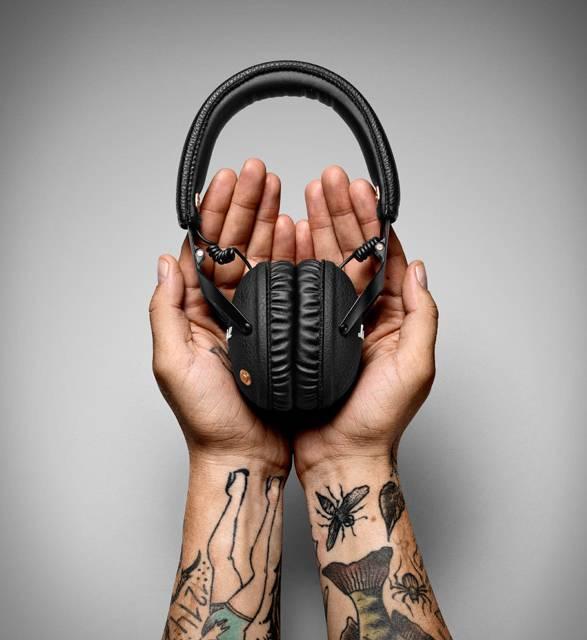 Fones de Ouvido Bluetooth Marshall - Imagem - 3