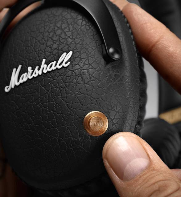 Fones de Ouvido Bluetooth Marshall - Imagem - 4