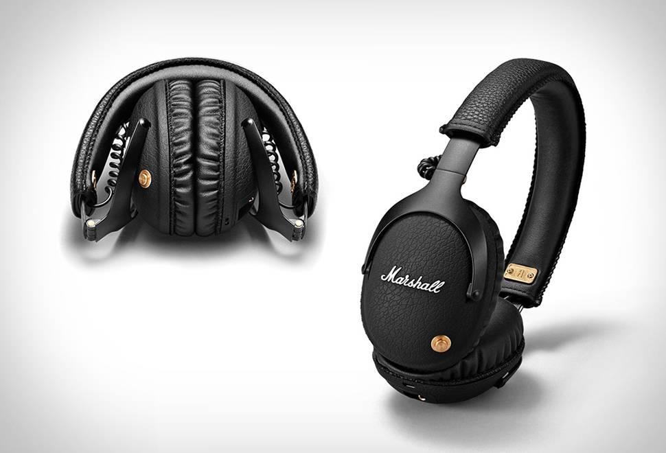 Fones de Ouvido Bluetooth Marshall