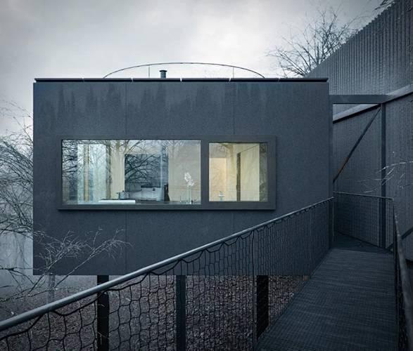 Arquitetura Casa da Máscara - Imagem - 2