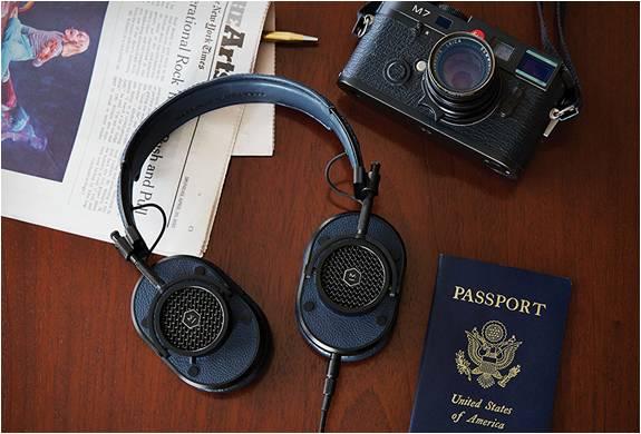 HEADPHONES MASTER & DYNAMIC MH40 - Imagem - 2