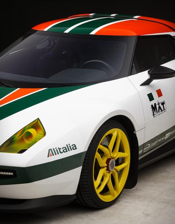Um dos Carros de Maior Sucesso no Campeonato Mundial de Rally - MAT Stratos Coupe - Imagem - 5