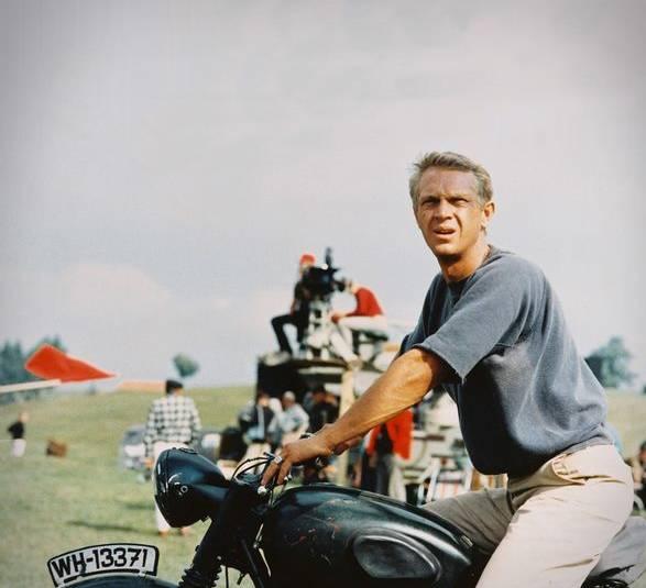 Livro - Motocicletas McQueens - Imagem - 2