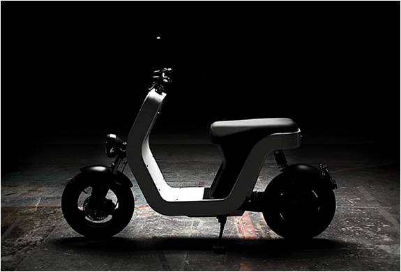 Lambreta | Me Scooter - Imagem - 5