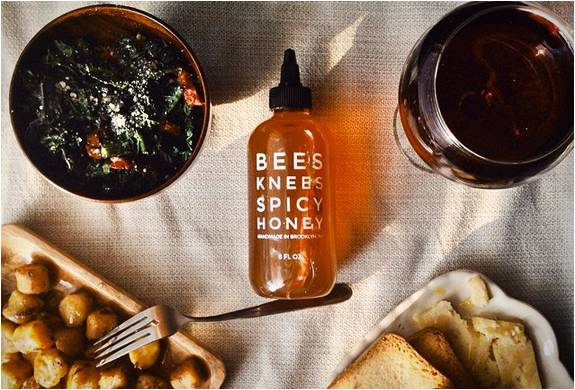 MEL PICANTE - BEES KNEES SPICY HONEY - Imagem - 5