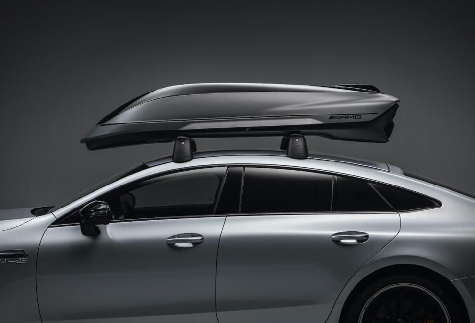 Bagageiro solução porta malas Mercedes AMG Roof Box - Imagem - 1