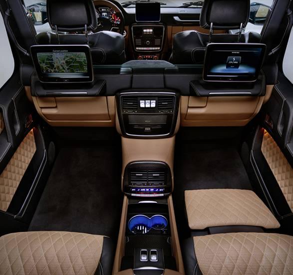 Mercedes-Maybach G650 Landaulet - Imagem - 3