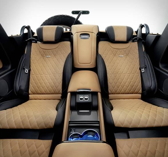 Mercedes-Maybach G650 Landaulet - Imagem - 4