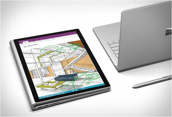 Microsoft Surface Book - Imagem - 3