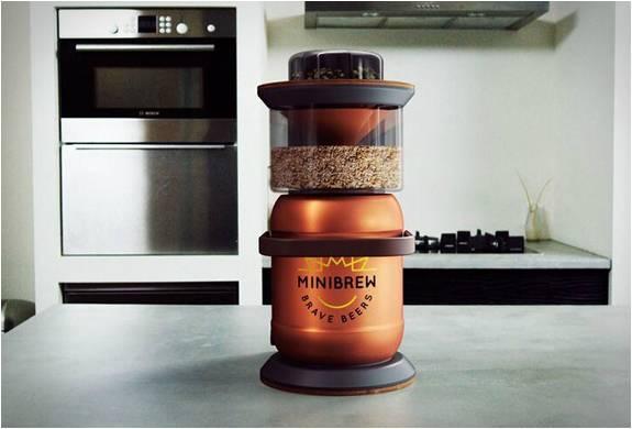 Máquina de Cerveja Minibrew - Imagem - 3