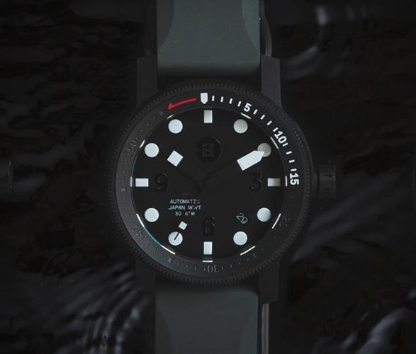 Relógio MINUS-8 DIVER 2020 - Imagem - 3