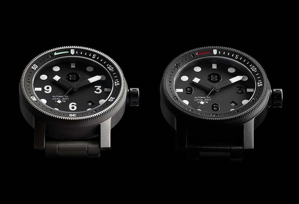 Relógio Diver   Minus-8