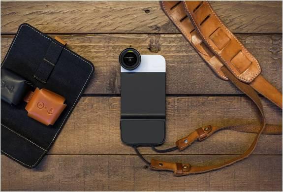 Capa Lente para Iphone - Imagem - 2