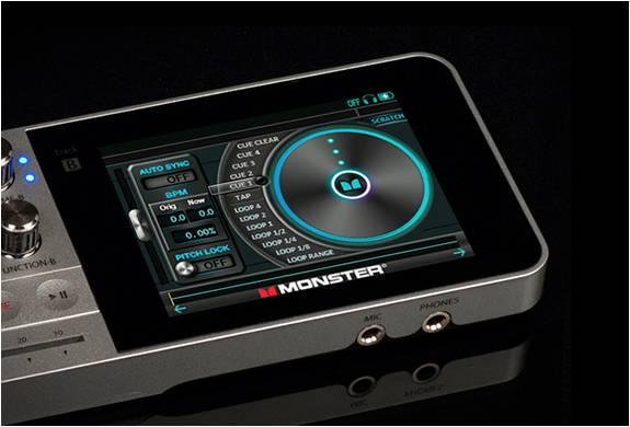 CONTROLADOR DJ - MONSTER GO-DJ PORTABLE MIXER - Imagem - 5