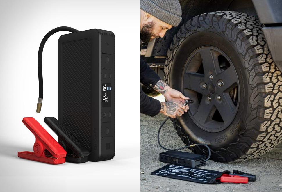 Bateria portátil para carro - MOPHIE POWERSTATION - Imagem - 1