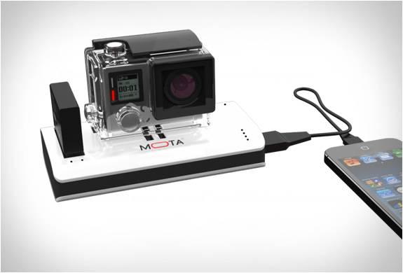 Carregador de GoPro Sem Fio - Mota - Imagem - 3