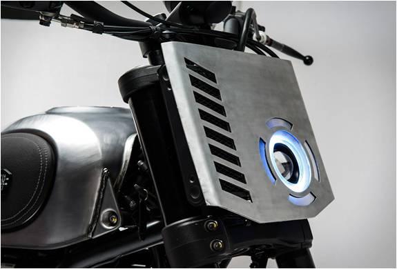 MOTO PERSONALIZADA - DUCATI SCRAMBLER DIRT TRACKER - Imagem - 5