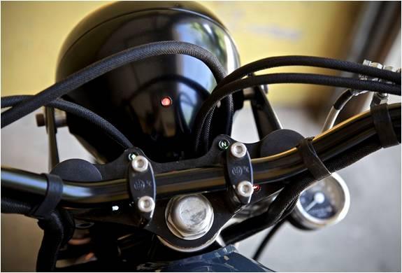 MOTO PERSONALIZADA BMW B1 - Imagem - 3