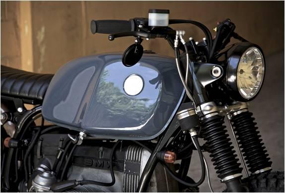 MOTO PERSONALIZADA BMW B1 - Imagem - 4
