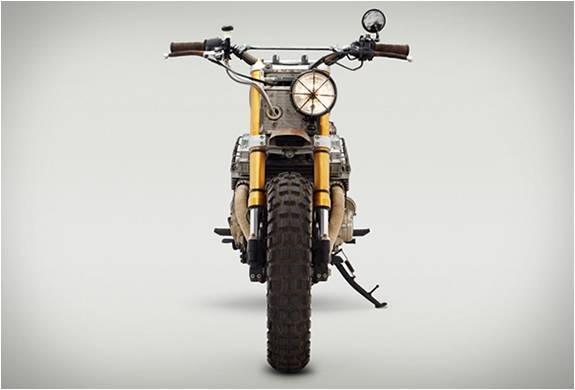 MOTO PERSONALIZADA - DARYLS BIKE - Imagem - 4