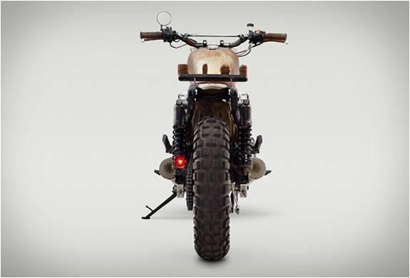 MOTO PERSONALIZADA - DARYLS BIKE - Imagem - 5