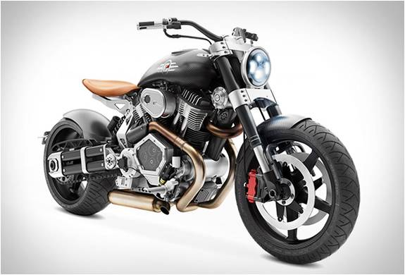 MOTO X132 HELLCAT SPEEDSTER - Imagem - 2