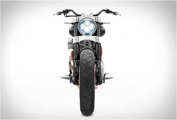 MOTO X132 HELLCAT SPEEDSTER - Imagem - 4
