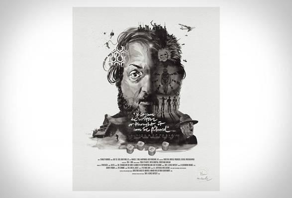 Retratos Ilustrados de Diretores de Filmes - Imagem - 4